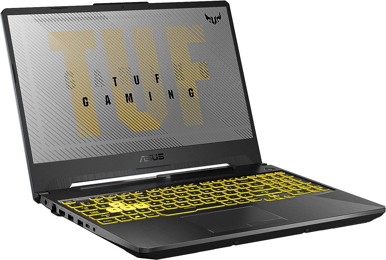 CUK ASUS TUF506IV Gaming Laptop PC (AMD Ryzen 7 4800H CPU, 32GB RAM, 1TB NVMe SSD, NVIDIA GeForce RTX 2060 6GB GPU, 15.6