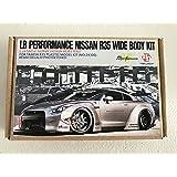 日産 LBパフォーマンス ニッサン R35 GT-R 1/24 ディティールアップセット Hobby Design HD03-0307