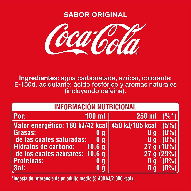 Coca-Cola Sabor Original Botella - 2 l: Amazon.es: Alimentación y bebidas