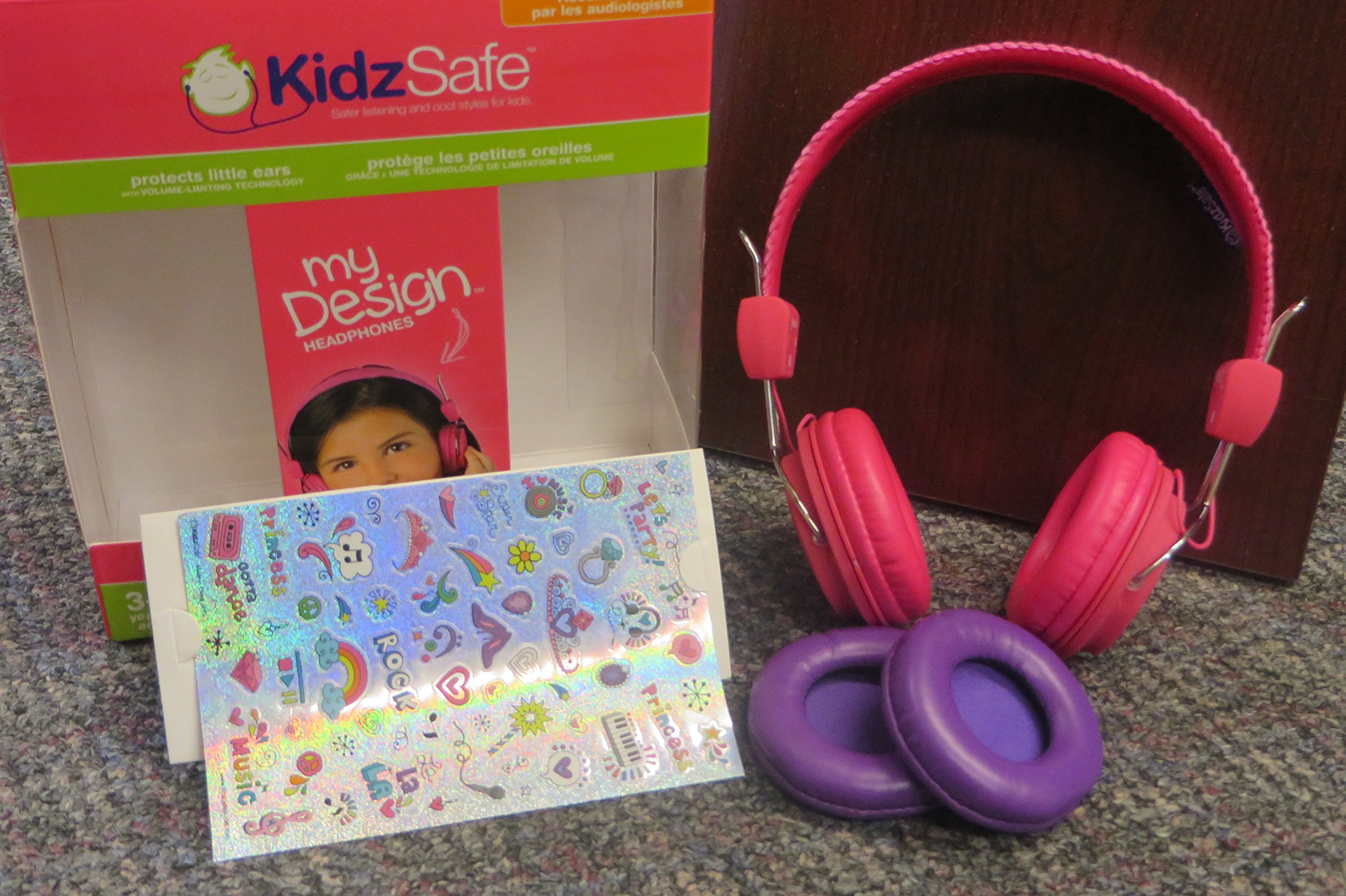 Kidz Safe my Design headphones by SMS audio (Image #2)