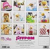 Jiff the Pomeranian 2019 Wall Calendar