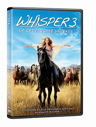 whisper 3 la chevauch e sauvage