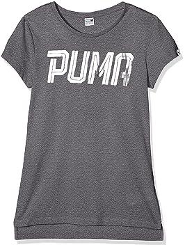 61d7d02b11b33 Puma T-Shirt pour Enfants Sport Style Thé G  Amazon.fr  Sports et ...
