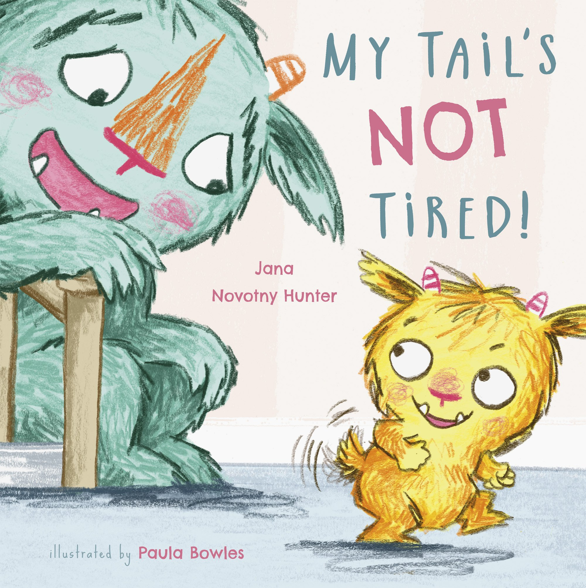 My Tail's Not Tired! (Child's Play Library) pdf