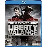 The Man Who Shot Liberty Valance [Blu-ray]