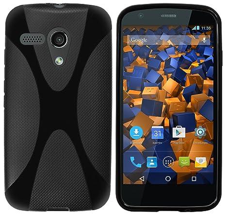 Mumbi - Carcasa para Motorola Moto G 2nd Generation ...
