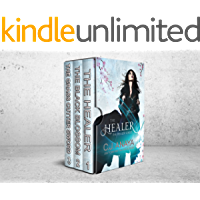 The Healer Series-Box Set Books 1-3: A Young Adult Romantic Fantasy