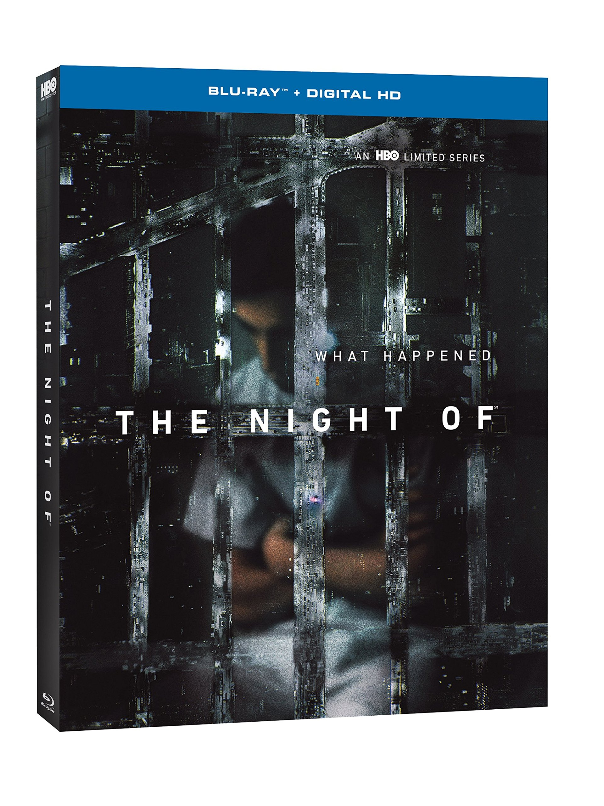 Blu-ray : The Night Of (Ultraviolet Digital Copy, 3 Pack, Digitally Mastered in HD, 3 Disc)