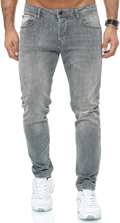 Red Bridge Jeans da Uomo Indossato Moderno