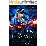 Reaper of Flames (The Artifact Reaper Saga Book 3)