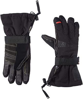 37ae0179cb  ミレー  ICE FALL GTX GLOVE MIV7898 Black-Noir EU S (日本サイズ
