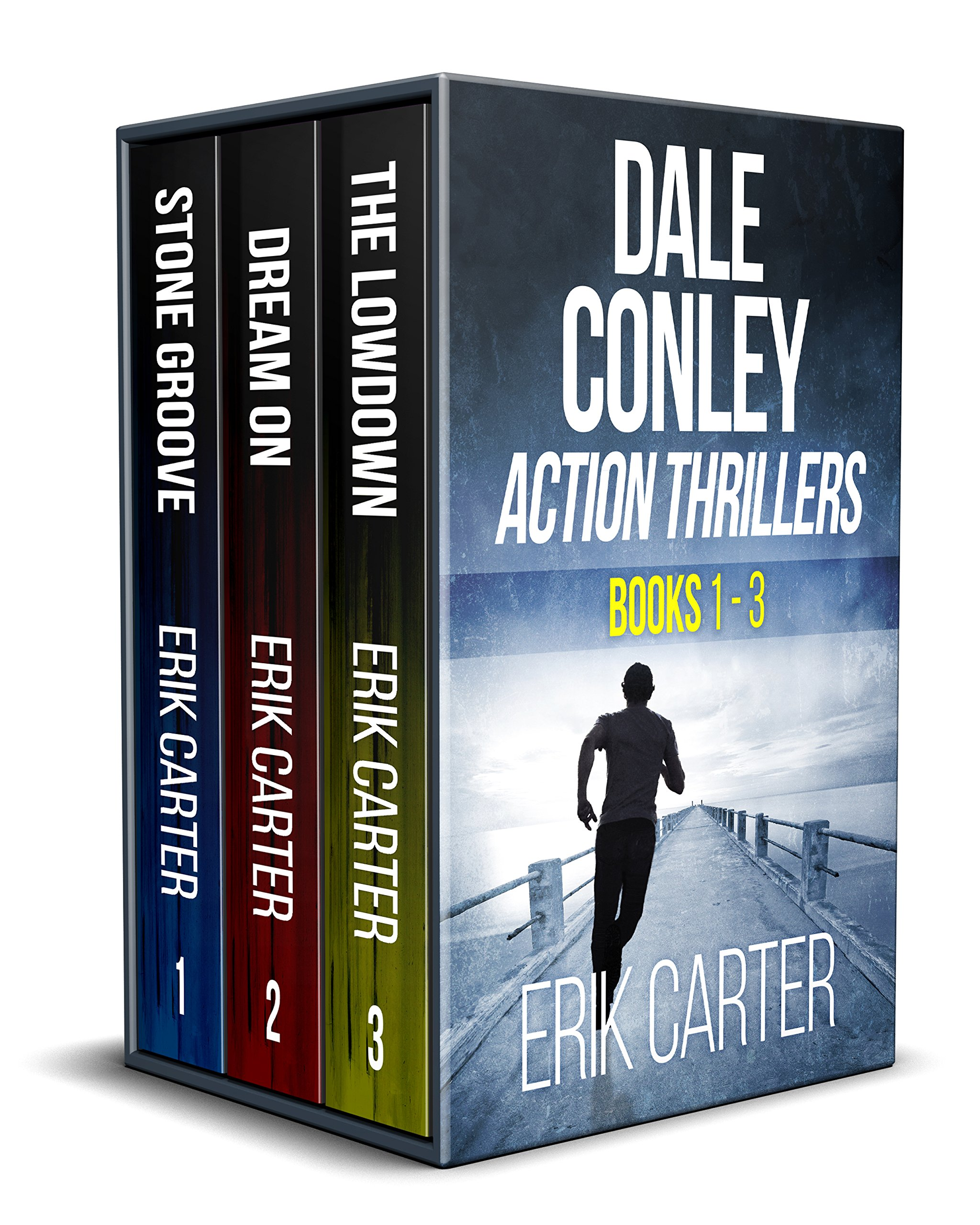 Dale Conley Action Thrillers: Books 1-3 (Dale Conley Series Box Set)