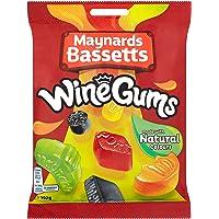 Maynards - Bassetts Wine Gums Hanging Bag, 190 g