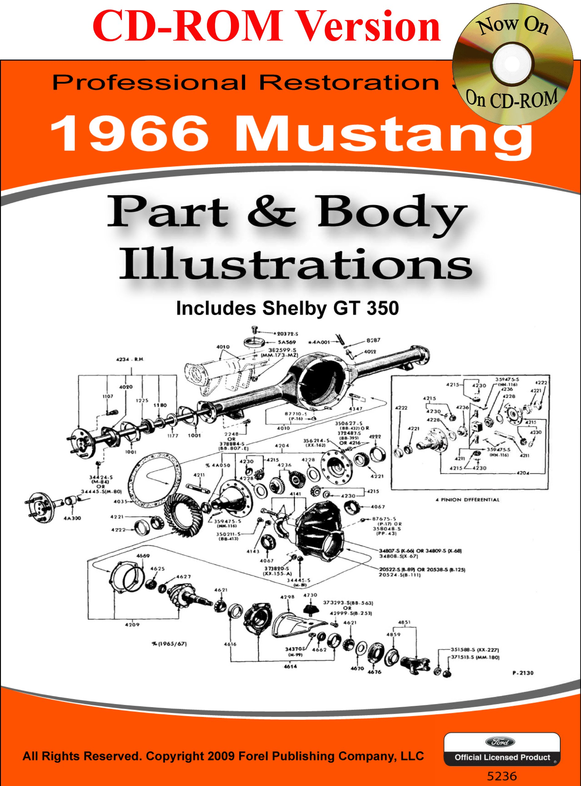 1966 Colorized Mustang Wiring Diagrams: David E. LeBlanc: 9781603710251:  Amazon.com: Books