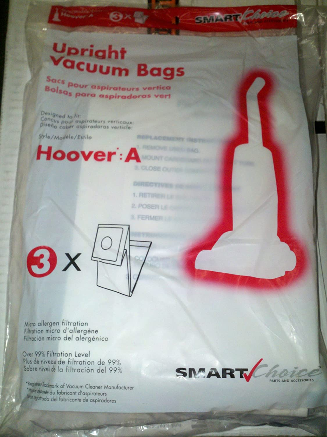 Smart Choice Hoover a Bags