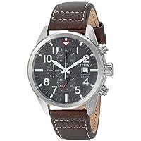 Citizen AN3620-01H Chronograph Black Dial Mens Watch Deals