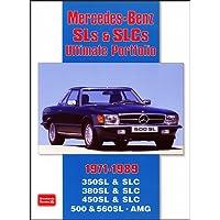Mercedes-Benz SLs & SLCs Ultimate Portfolio 1971-1989