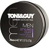 Toni & Guy Men Styling Clay, 75ml (parallel Imported goods)