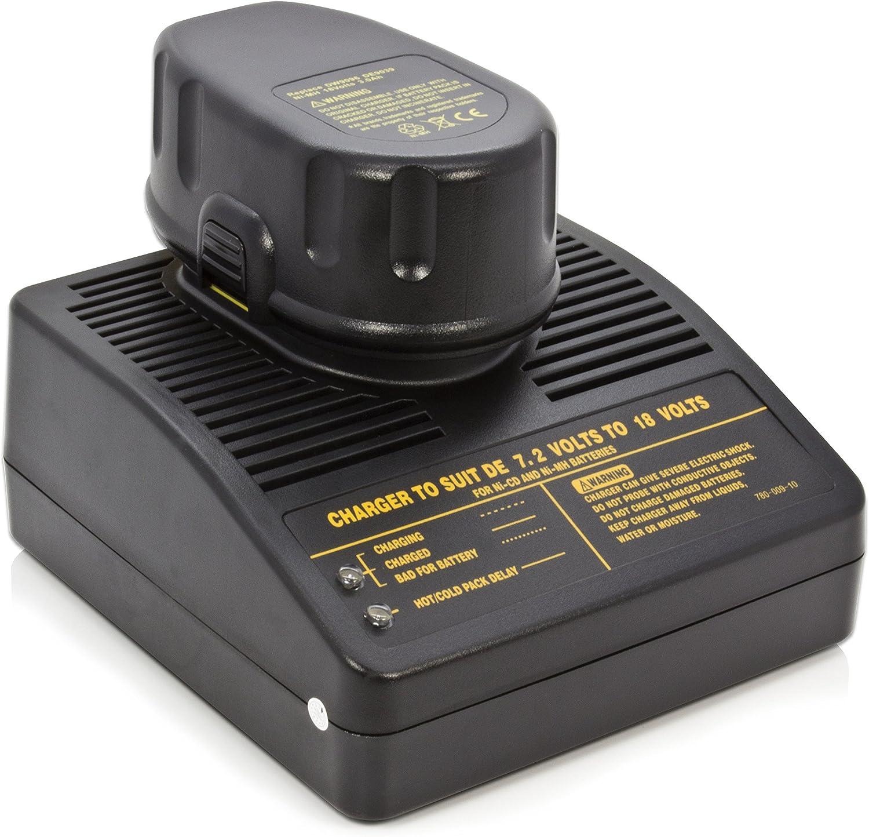 Lot de 3 batteries type DW9095 pour DEWALT 18V 3000mAh