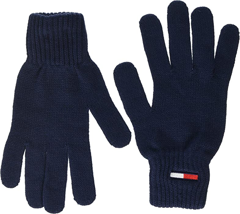 Tju Basic Rib Gloves. Back. Double-tap to zoom 4ae3fabb51c8