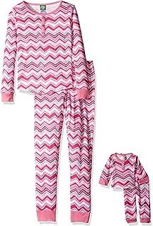 Amazon.com  Dollie   Me Girls  Holiday Sleepwear Set  Clothing 1456f2830