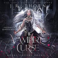 The Vampire Curse: Royal Covens Books 1-3: A Why Choose Paranormal Romance