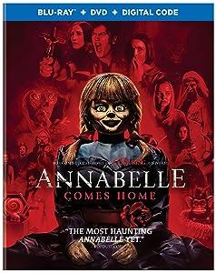 Annabelle Comes Home (Blu-ray + DVD + Digital)