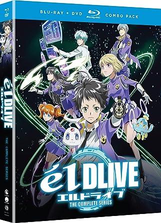 Amazon com: elDLIVE: The Complete Series [Blu-ray]: Dawn M