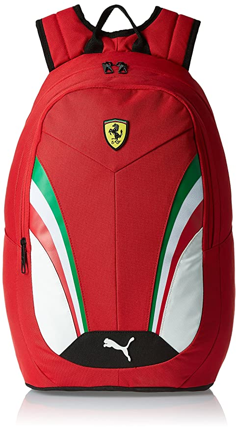 Buy Puma Ferrari 18 5 Ltrs Rosso Corsa Casual Backpack 7395201 At Amazon In