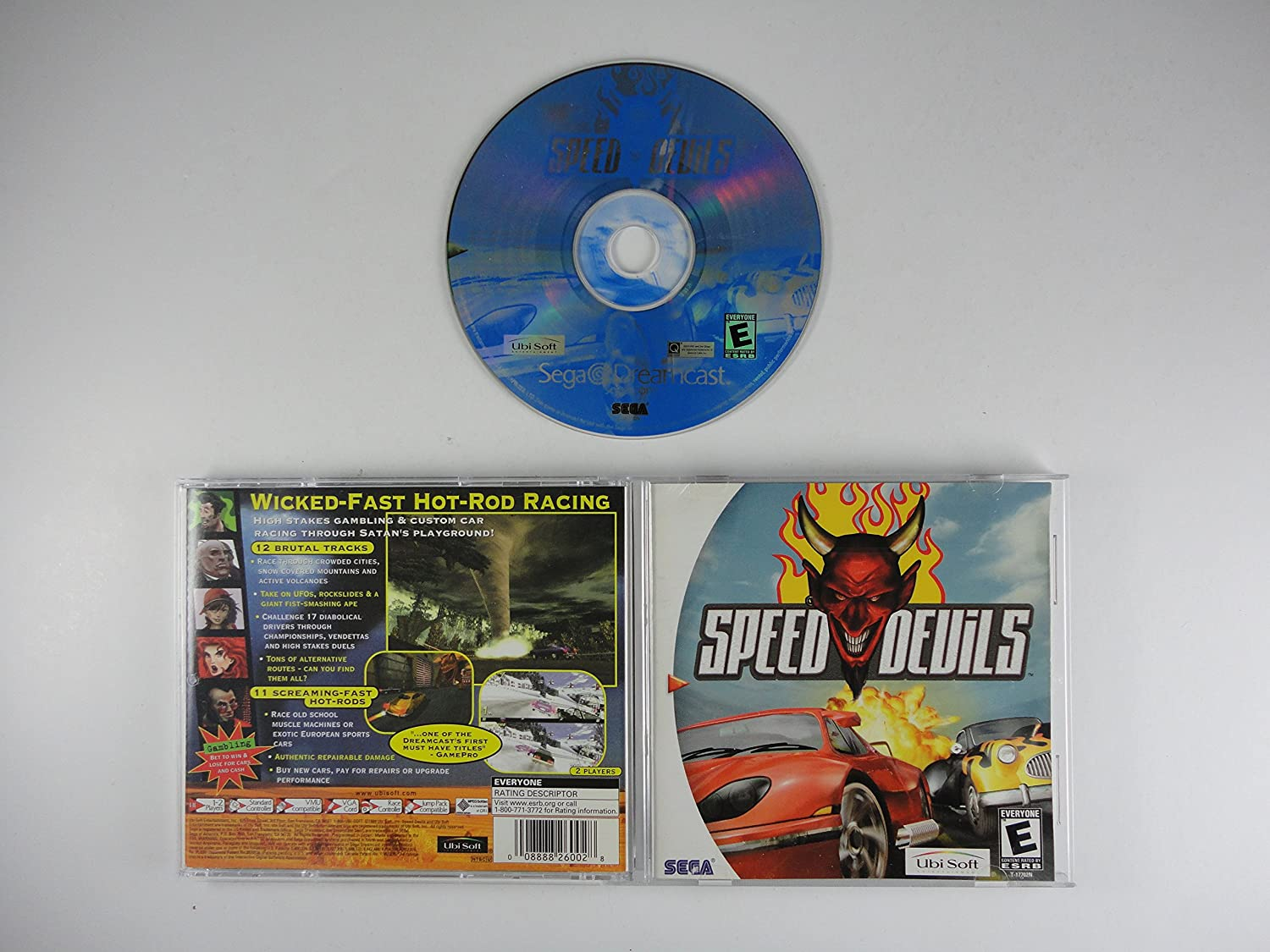 Amazon.com: Speed Devils - Sega Dreamcast: Video Games