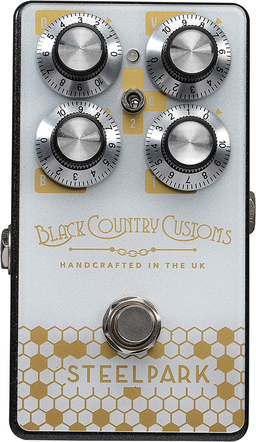 Black Country Customs by Laney - Steelpark - Boutique Effect Pedal - Boost
