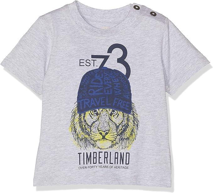 Timberland Tee-Shirt Manches Courtes T Bimbo