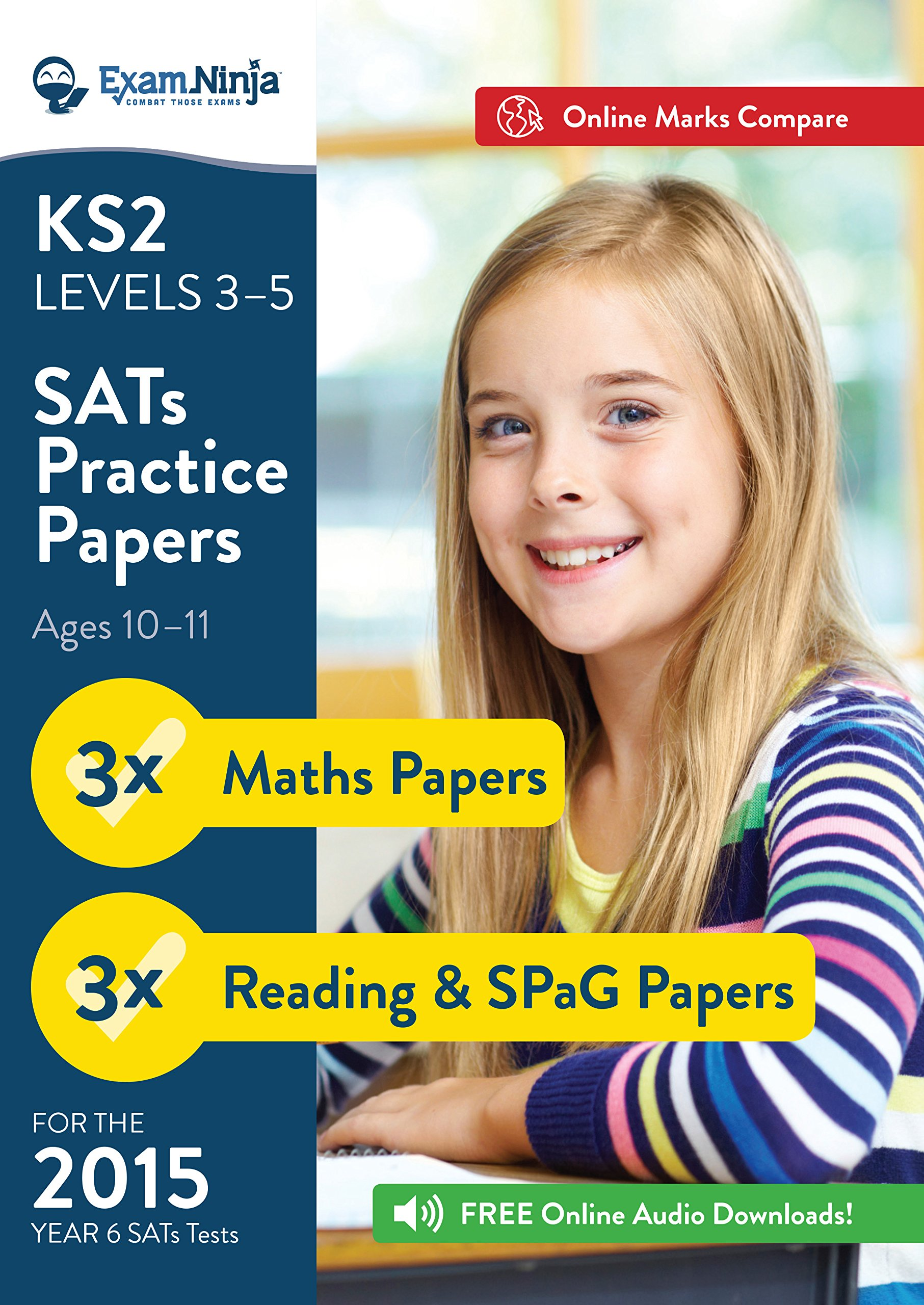 KS2 SATs Practice Papers English and Maths for the 2015 Year ...