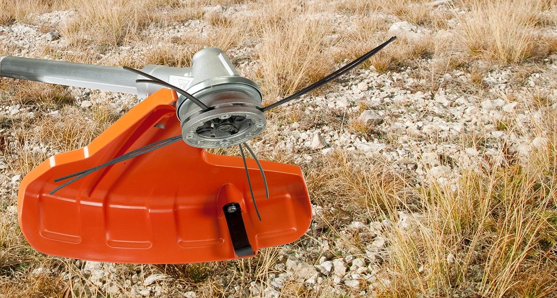 Oregon Scientific 110980 Cabezal aluminio fijo para cortacésped, Nylium, Color Plata: Amazon.es: Bricolaje y herramientas