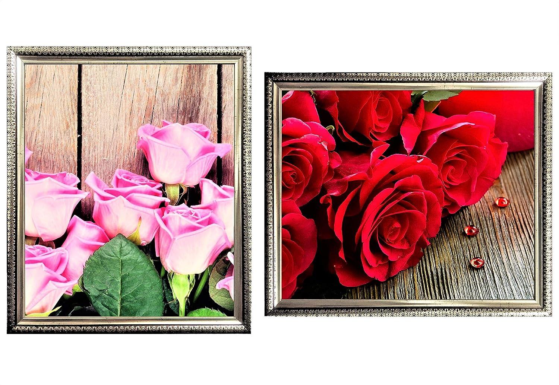 Amazon.com: Harmony Frames - Marco de fotos de madera para ...