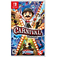 Carnival Games Nintendo Switch Deals