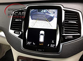Rear View Camera Kit For Volvo Xc60 Xc90 V90 S90 Sensus Elektronik