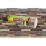 Teacher Created Resources Reclaimed Wood Better Than Paper Bulletin Board Roll (TCR77399)