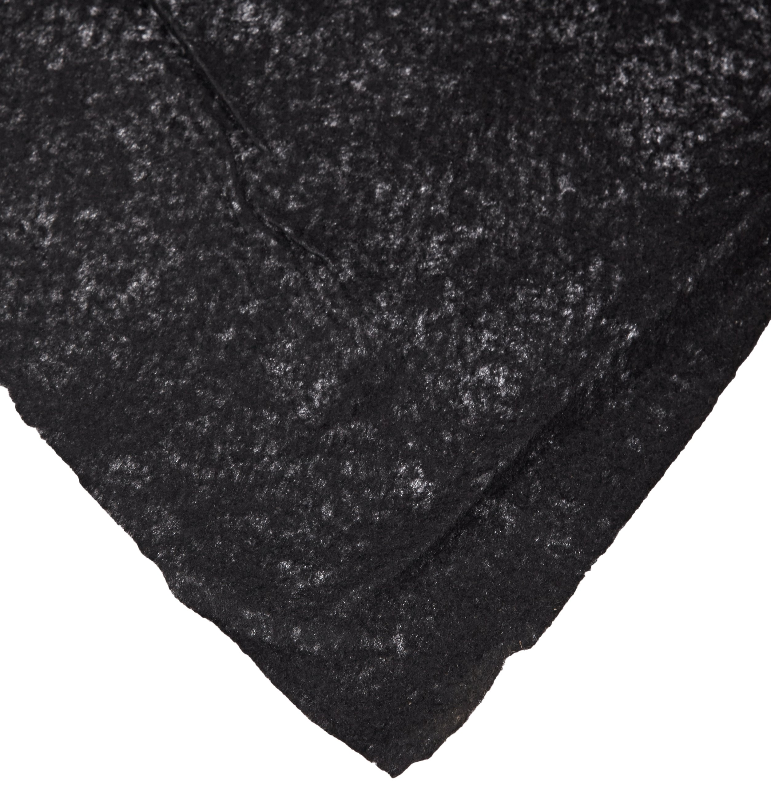 Mutual NW35 Non Woven Geotextile Polypropylene Fabric Cut Roll, 90 lbs Grab Tensile Strength, 300' Length x 6' Width by Mutual Industries