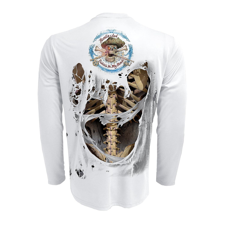 【正規品】 Rattlin Jack SHIRT メンズ B0784Y3P8R Bone on B0784Y3P8R Jack White Rattlin M, ヤクモムラ:25e143cc --- b2b.casemyway.com