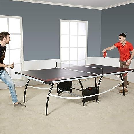 Mesa de ping pong tennis de Mesa tamaño de Torneo Oficial 4 piezas Calidad