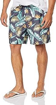Shorts Estampados Bico De Papagaio, JAB, Masculino