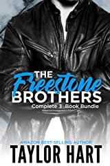 The Freestone Brothers: The Complete 3 Book Bundle