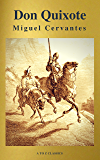 Don Quixote (Best Navigation, Free AUDIO BOOK) (A to Z Classics)