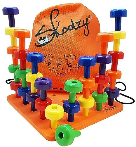 Skoolzy Peg Board Set