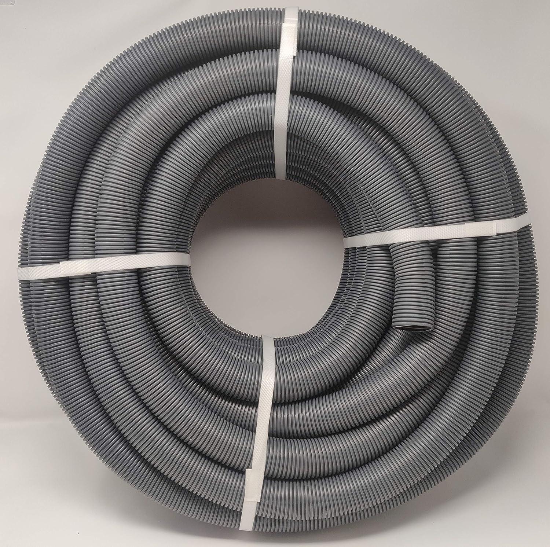 BITS4REASONS - Manguera de desagüe (25 m, diámetro interno de 28,5 mm, diámetro interno de 34 mm, diámetro exterior): Amazon.es: Coche y moto