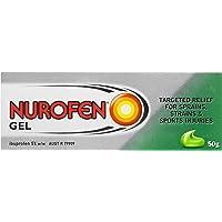 Nurofen Gel Topical Pain Relief, 50 Grams