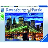 Ravensburger Puzzles New York City Skyline, Multi Color (1500 Pieces)