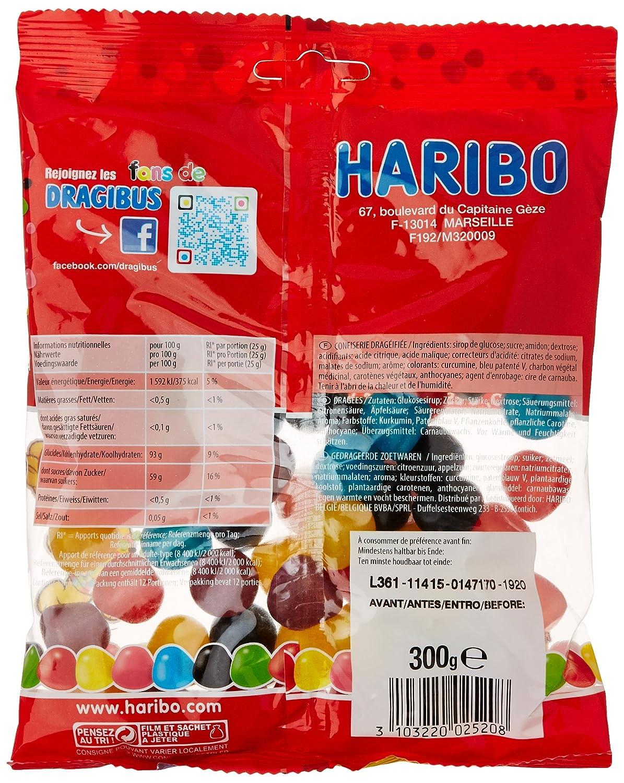 Bonbons Dragibus Soft 300 g: Amazon.es: Alimentación y bebidas
