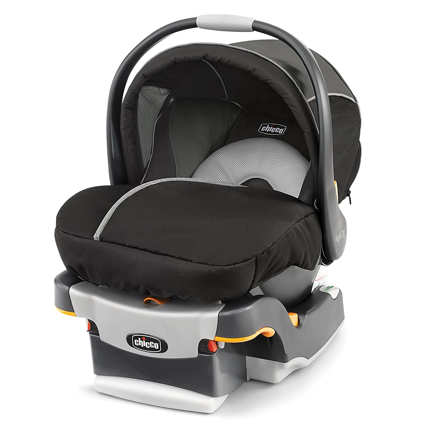 Chicco KeyFit 30 Magic Infant Car Seat, Coal